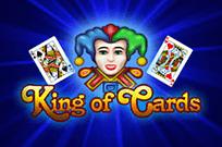 Автомат King Of Cards в клубе Супер Слотс